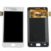 Frontal Samsung S2 I9100 Branco Sem Aro