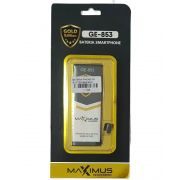 Bateria iPhone 5G Blister Maximus GE-853 1580mAh