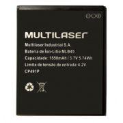 Bateria Multilaser MLB45 - MS45 / MS45S P9009 P9010 P9011 P9012 P9029