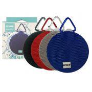 Caixa de Som Bluetooth Inova Kive RAD-207Z com Cabo Usb e P2/P2 - Escolha Cor