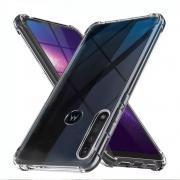 Capa Anti-Impacto Transparente Moto Edge Plus Xt2061-3