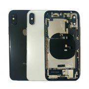 Carcaça Traseira Completa iPhone X - Escolha Cor