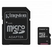 Cartão De Memória Micro Sd HC Classe 10 100Mbps