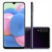 Celular SmartPhone Samsung A30s SM-A307 64Gb e 4GB Ram - Escolha A Cor