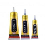Cola Liquida Multi Uso T-7000 Preto - Escolha Modelo