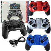 Controle Bluetooth Zm X6 Celular Video Game - Escolha Cor