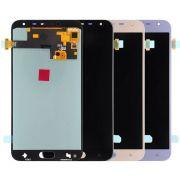 Display Frontal J4 J400 SM-J400 Regula Brilho 1 Linha Max - Escolha Cor