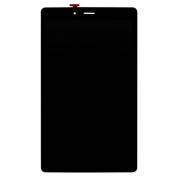 Display Frontal Tablet Tab A T295 Sem Aro Preto 1 Linha