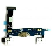 Flex Placa Conector Carga Usb Samsung Note 4 N910F