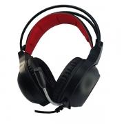 Fone De Ouvido Headset Gamer Led Vermelho GT-F4