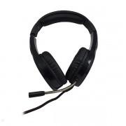 Fone HeadSet Gamer USB / P2 KD-766 Com Led RGB