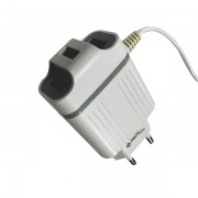 Fonte PMCELL 3 USB com Cabo Micro Usb 1m 5V 3.1A Bivolt HC24