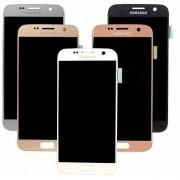 Frontal Samsung S7 SM-G930 Original - Escolha Cor