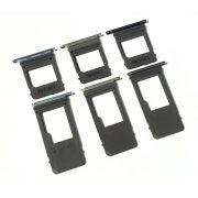 Gaveta Sim Card e Sim 2 com Micro SD Samsung A520 A720 - Escolha Cor
