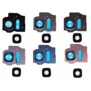 Lente da Câmera Traseira com Aro S8 Plus G955