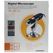 Microscópio Digital Usb 2.0 Com Led 640x480