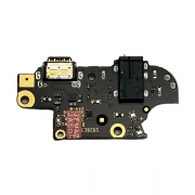 Placa Conector de Carga Moto G 5G Plus Xt2075-1 Original