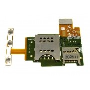 Placa Flex Conector Sim Card Sony J ST26A
