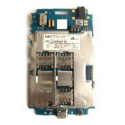 Placa Principal Celular Lg L20 D107f Desbloqueada 3chip