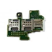 Placa Slot Sim Card Sony M Dual C1904 C2004