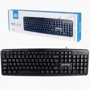Teclado Kayboard Usb Office TPC-058 ABNT2