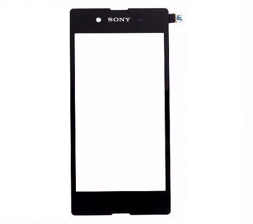Touch Sony Xperia E3 D2203 D2206 Preto 1 Linha