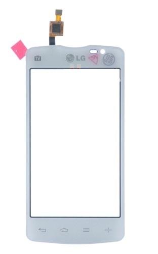 Touch LG L50 Dual Tv D227 D227f Branco 1 Linha