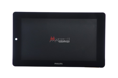 Frontal Tablet Philips Pi2010b1x/78 7 Polegadas