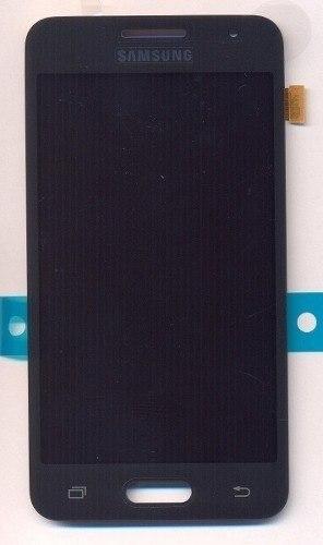 Frontal Samsung Core 2 Duos G355 Preto