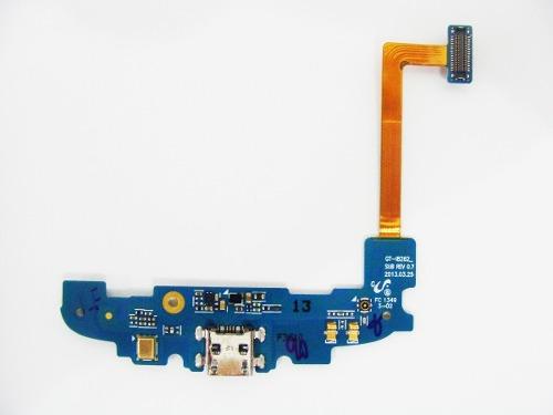 Flex Conector Carga Samsung S3 Duos I8262