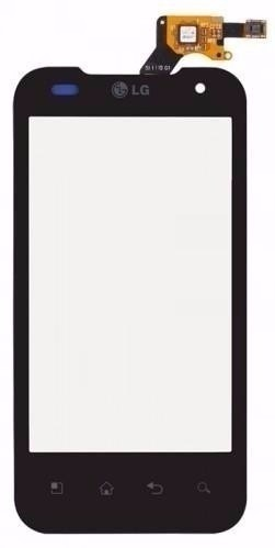 Touch LG Optimus 2x P990 Preto 1 Linha