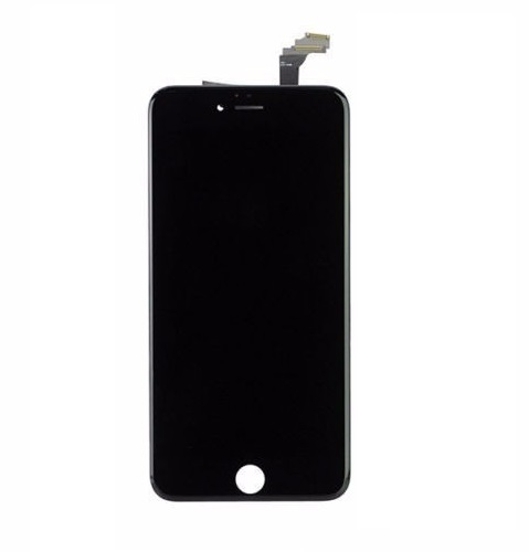 Display Frontal iPhone 6G Plus Preto 1 Linha Max