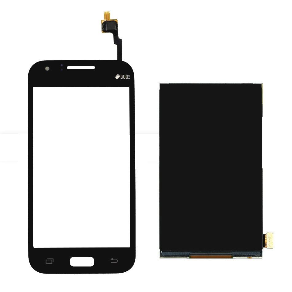 Kit Touch Lcd Samsung J1 J100 Preto 1 Linha