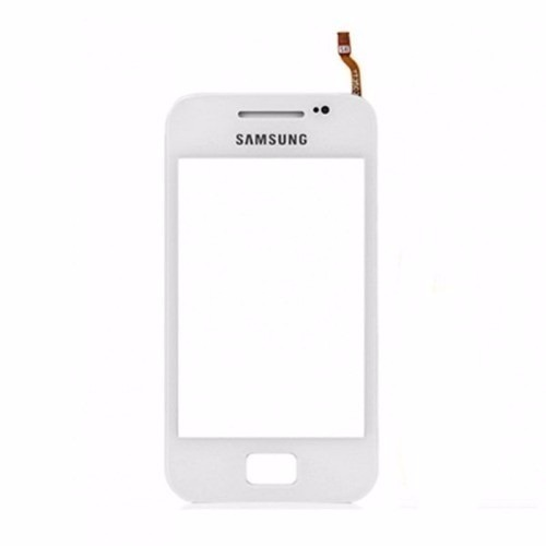 Touch Samsung Galaxy Ace GT S5830 Branco - 1 Linha