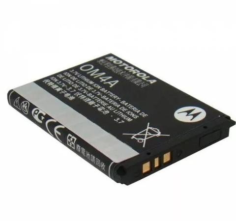 Bateria Motorola OM4A Wx295 Ex108 Ex109 Mini Ex210 Compatível Alcatel Simples