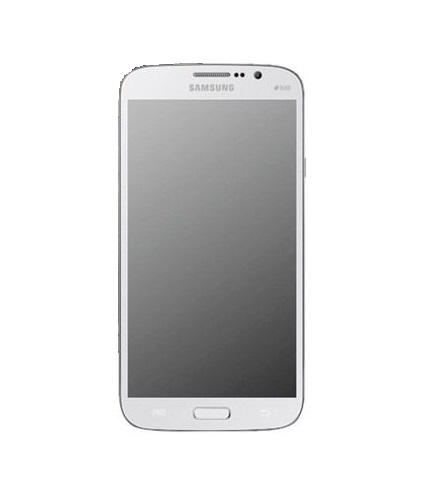 Frontal e Samsung Mega Gt-I9152 Branco Aro Lateral Samsung Mega Gt-I9152 Branco
