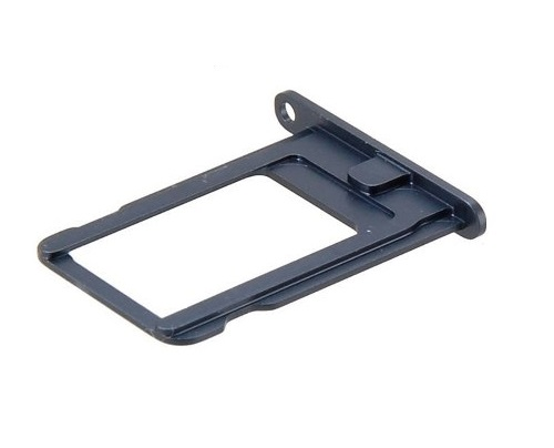 Bandeja Gaveta Tray Sim Chip Apple iPhone 5 Preto