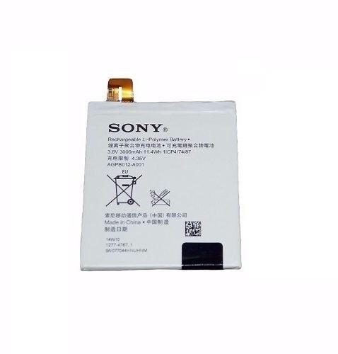 Bateria Sony Xperia T2 Ultra D5322h Agpb012 1 Linha