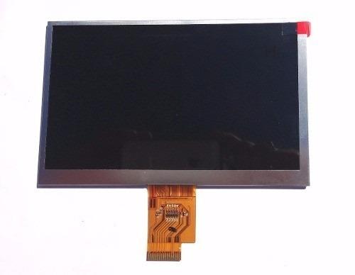 Frontal Touch e Lcd Tablet Gradiente Oz Tab 700 7 Polegadas