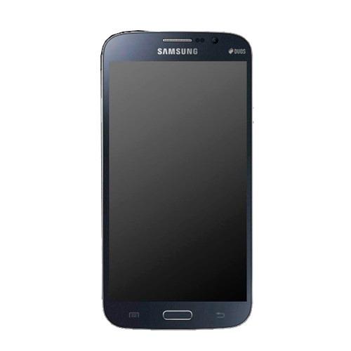 Frontal Samsung Galaxy Mega Gt-I9152 Preto com Aro Lateral