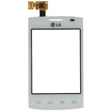 Touch LG Optimus L1 E410 E415 Branco 1 Linha