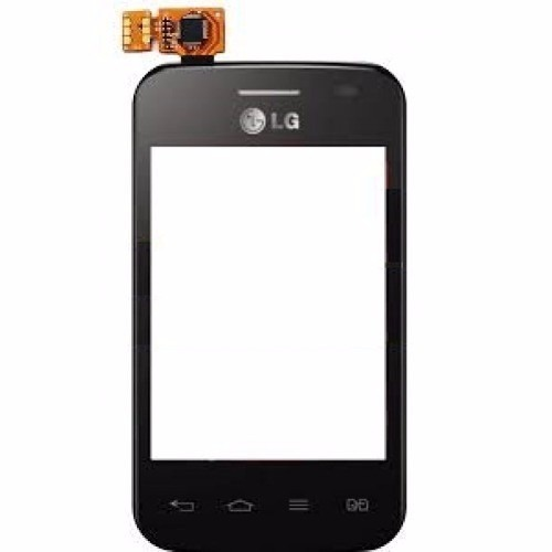 Touch LG L1 Ii E420 Preto - 1 Linha