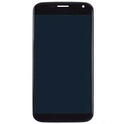 Frontal Motorola Moto X Xt1058 Xt1060 Preto com Aro
