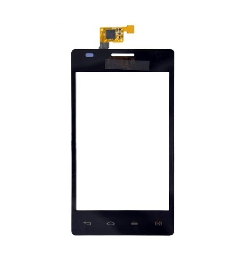 Touch LG L5 E615 Dual Preto 1 Linha AAA