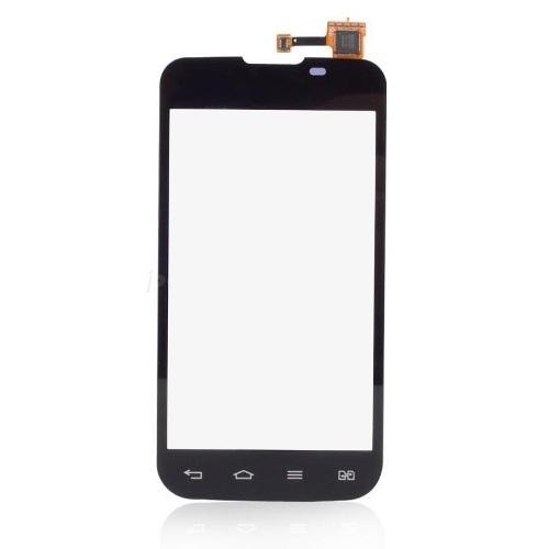 Tela Touch LG Optimus L5 Ii 2 E455 Preto - 1ª Linha