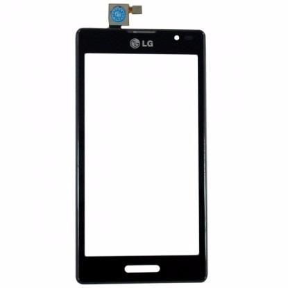 Tela Touch Sem Aro LG L9 P768 Preto