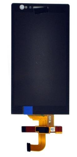 Frontal Sony Xperia Lt22i Lt22 Preto