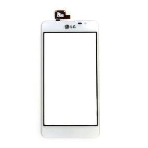 Tela Touch LG Optimus F5 P870 P875 Branco - 1 Linha