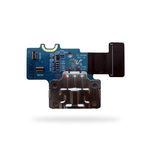 Flex Conector Carga Usb Samsung Galaxy Note N5100 N5110