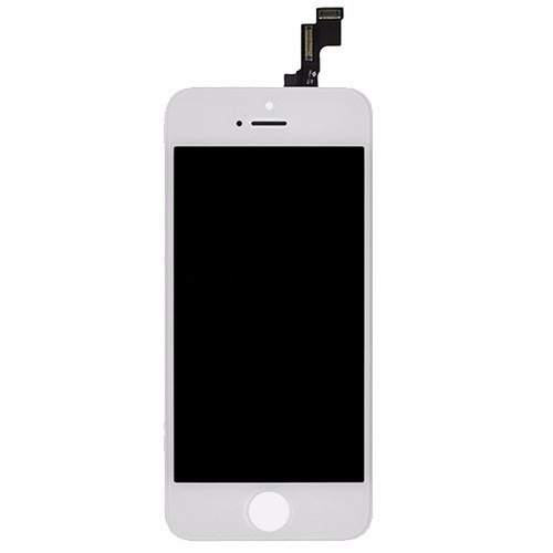 Frontal Touch e Lcd Apple Iphone 5s Branco - 1 Linha